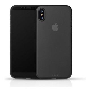 Capa Fina Slim iPhone X Xs Xr Xs Max Anti Risco