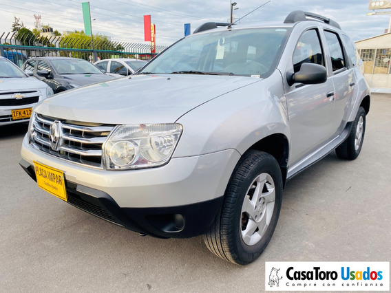 Renault Duster Expression 4x2 1600cc 2015