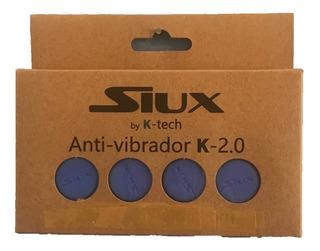 Antivibradores Para Padel Siux Vibrastop K-2.0 X 4 Unidades