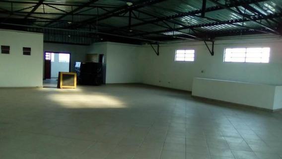 Salão Comercial Piso Superior Com 250 M2-r$ 2.500,00