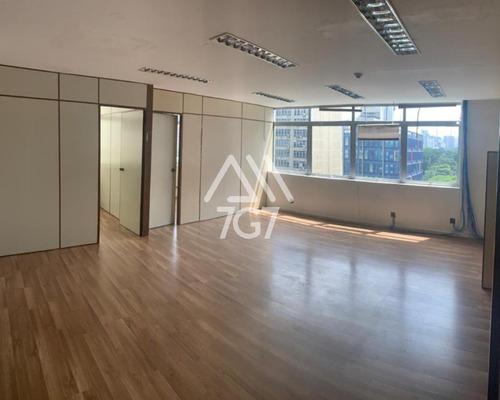 Conjunto Comercial De 88m² E 2 Vagas De Garagem No Jardim Paulistano - Sa00177 - 69469111