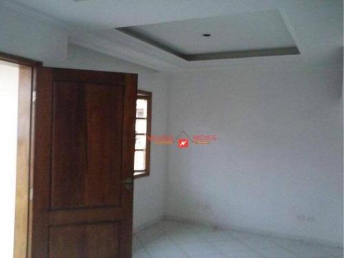 Sobrado Com 5 Dormitórios À Venda, 160 M² Por R$ 720.000,00 - Vila Rosália - Guarulhos/sp - So0368