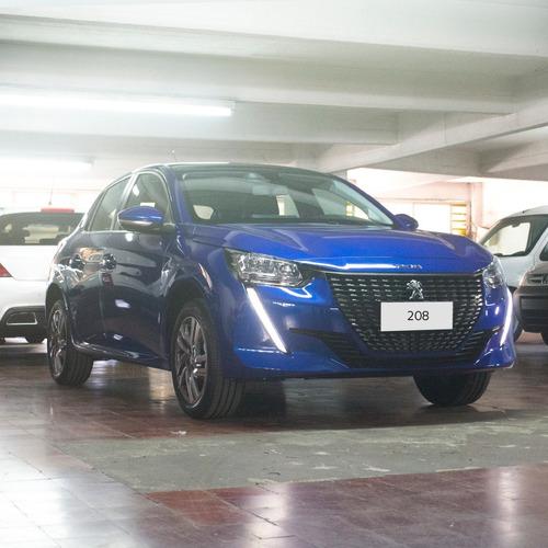 Nuevo Peugeot 208 Allure 1.6l Mt | Nafta 115cv | 0km 2020
