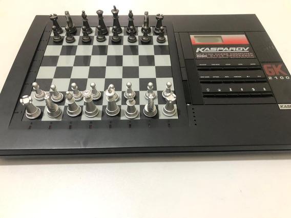 Xadrez Eletrônico Kasparov(semi Novo)