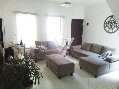 Imagem 1 de 9 de Sobrado Com 3 Dormitórios À Venda, 173 M² Por R$ 450.000,00 - Central Parque Sorocaba - Sorocaba/sp - So1481