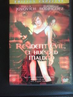 Resident Evil Peliculas Originales 5 Por El Precio De Una