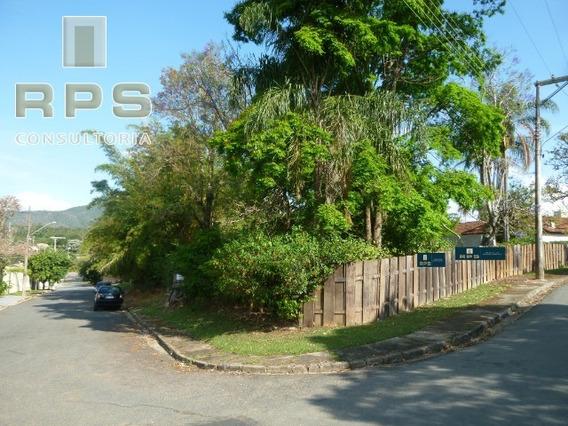 Terreno Para Venda Vila Santista, Atibaia Bairro Nobre, Arborizado Murado, Rua Tranquila, Estritamente Residencial - Te00395 - 33120137