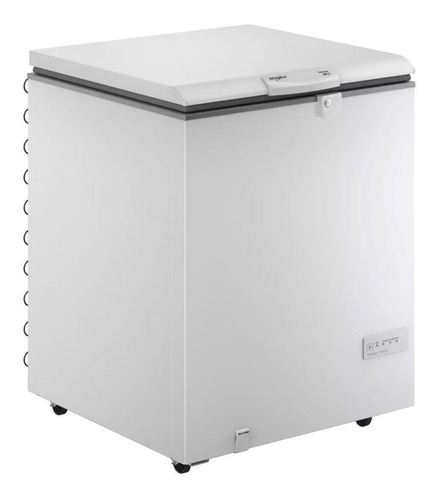 Freezer horizontal Whirlpool WHA22D1 blanco 220L 220V