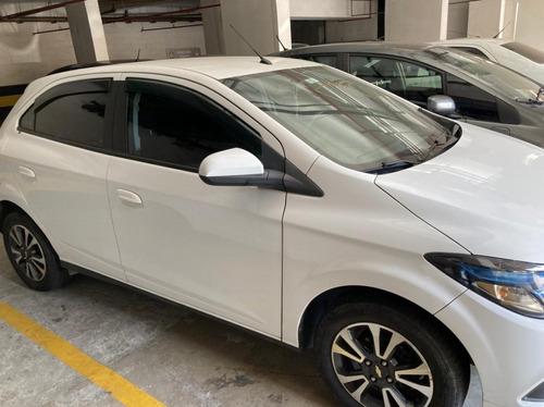 Imagem 1 de 9 de Carro Onix Chevrolet Ltz Automatico 1.4 Flex Branco 16/16