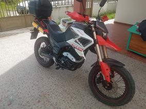 Moto Axxo Tracker 250cc Año 2017 Con 9880km Como Nueva