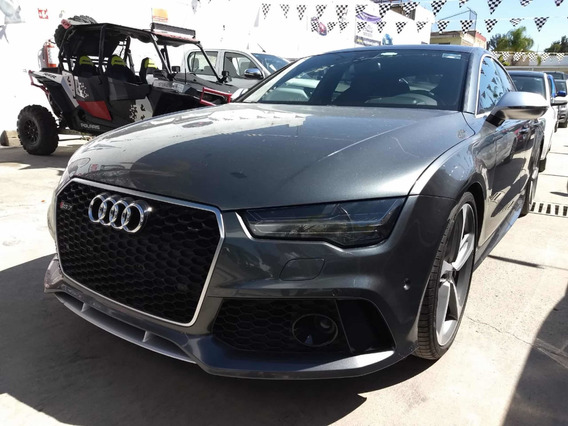 Audi A7 Rs7 V8 Quattro
