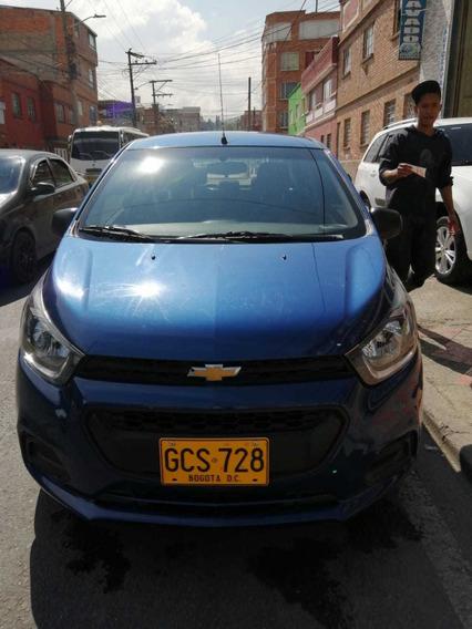 Chevrolet Beat 1.2, Con Rines De Lujo, Pelicula De Seguridad
