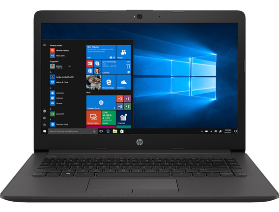Notebook Hp 240 G7 Intel Core I3-7020u 4gb 1tb 14
