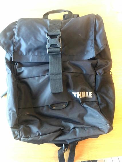 Mochila Notebook Thule Departer 23 L Tdsb-113 Negra - Thuway