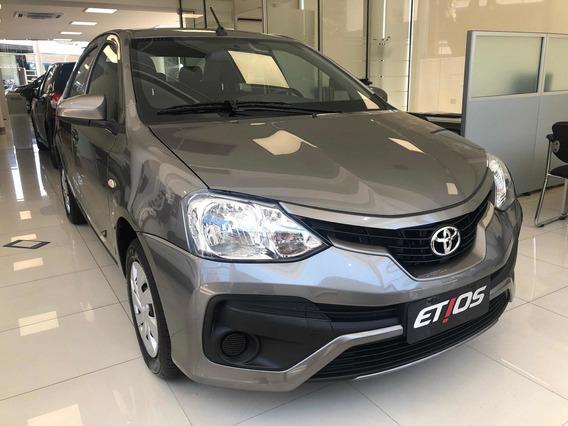 Toyota Etios X 5p Manual 0km Oport Conc Prana