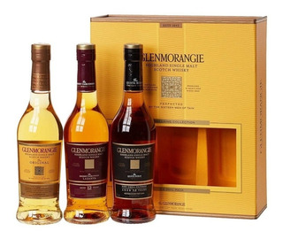 Whisky Glenmorangie Single Malt The Pioneering Collection