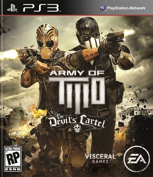 Army Of Two:the Devil