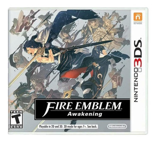 Fire Emblem Awakening Nintendo 3ds Nuevo Ver. Americana