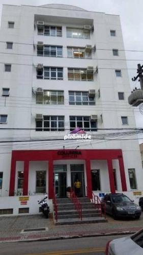 Sala Para Alugar, 30 M² Por R$ 700,00/mês - Vila Ema - São José Dos Campos/sp - Sa0714