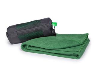 Toalla Microfibra Talla M Verde Doite