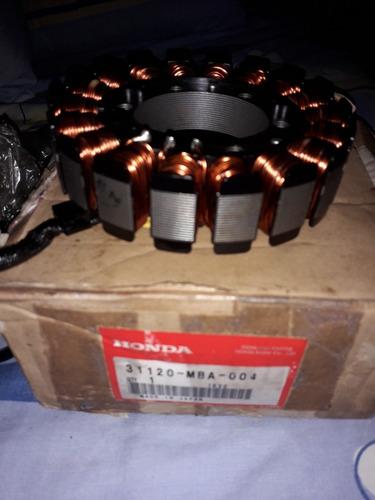 Estator Honda Shadow 400, 750 Y Mil 100