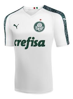 Nova Camiseta Oficial Palmeiras 2019 Puma Super Promoção