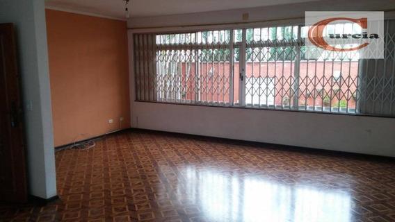 Sobrado Residencial Para Locação, Planalto Paulista, São Paulo. - So0385