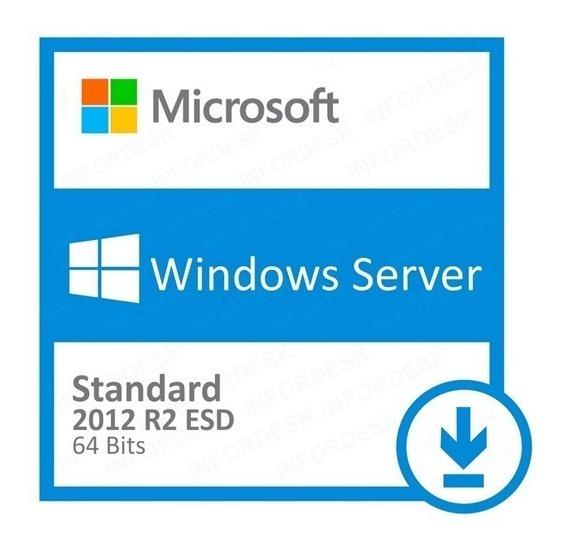 Windows Server 2012 R2 Standard® + Nf-e