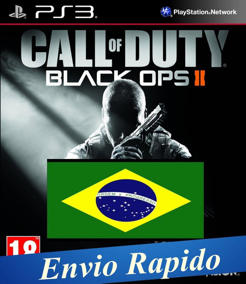 Call Of Duty Black Ops 2 + Revolution Ps3 Psn Envio Agora