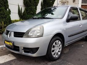 Renault Clio Sedan 1.0 16v Authentique Hi-flex4p 2006 Doc Ok
