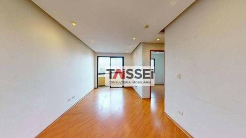 Apartamento Com 2 Dormitórios À Venda, 51 M² Por R$ 318.000,00 - Saúde - São Paulo/sp - Ap8474