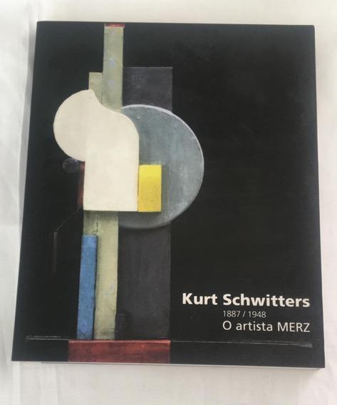 Livro Kurt Schuwitters 1887/1948