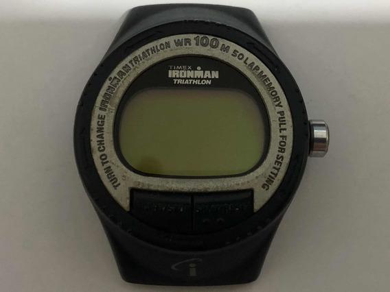 Timex Ironmam Pequeno Para Aproveitamento De Peças 01 Cx17