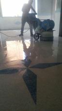 Terrazo Pulido Granito Lavado Porcelanato Repulido De Pisos