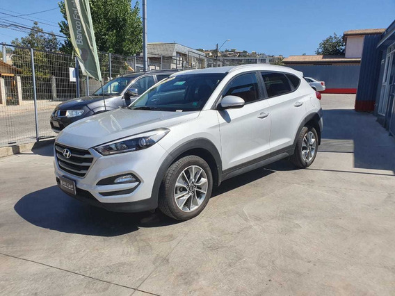 Hyundai Tucson Advance Año 2018 Automático Bencina