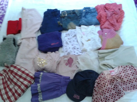 Lote 50 Roupas Revender Em Bazar Ou Uso Pessoa Feminino
