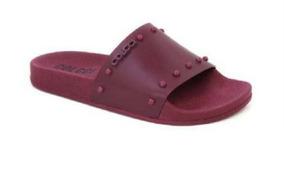 a15bf49878 Chinelo Slide Colcci Tachas Feminino - Sapatos no Mercado Livre Brasil