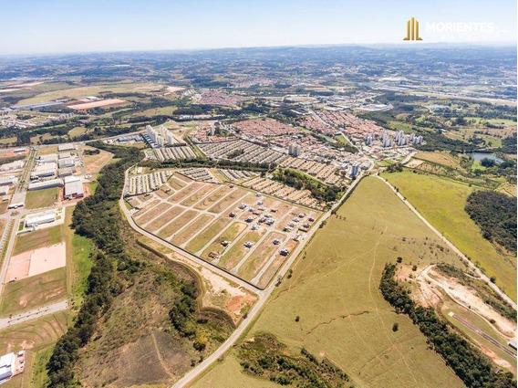 Terreno À Venda, 250 M² Por R$ 235.000 - Reserva Ermida - Recanto Quarto Centenário - Jundiaí/sp - Te0008