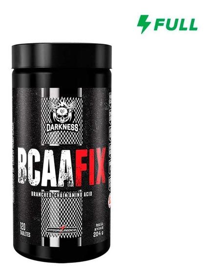 Bcaa Fix 4500 - 120 Tabletes Darkness