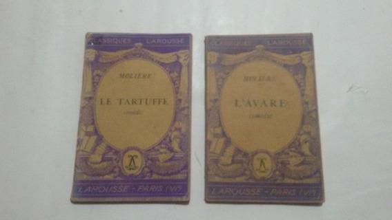 Lote 7 Livros Classiques Larousses