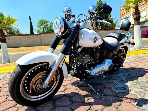 Harley Davidson  Fat Boy Low 2011
