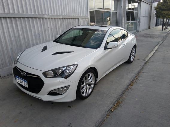 Hyundai Génesis Coupe 3.8 8at Pat.