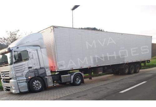 Imagem 1 de 7 de Caminhão Mercedes 2040 - 4x2 T