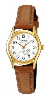 Reloj Casio Analógico Ltp1094q7b7rdf Mujer   Envío Gratis