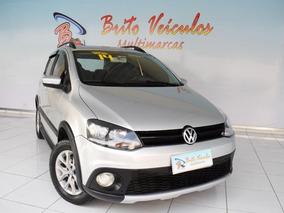 Volkswagen Crossfox 1.6 Mi Flex 8v 4p Manual 2014