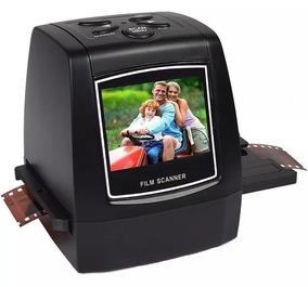 Conversor Digital Scanner P/ Negativos Filmes E Slides 35mm