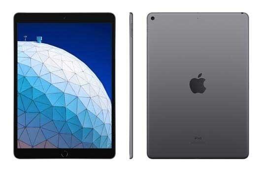 iPad Air Space Grey 10.5 Wifi Ios A12 64 Gb Muuj2bz/a