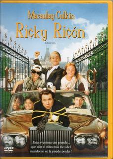 Ricky Ricón - Macaulay Culkin - Dir. Donald Petrie - Dvd