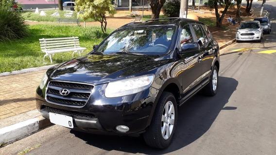 Hyundai Santa Fe 2.7 2º Dono - Impecável