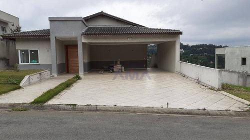 Casa Com 3 Dormitórios À Venda, 329 M² Por R$ 1.250.000 - Reserva Santa Maria - Ca1904